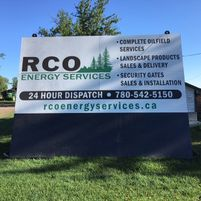 Richert Contract Operating Inc sign